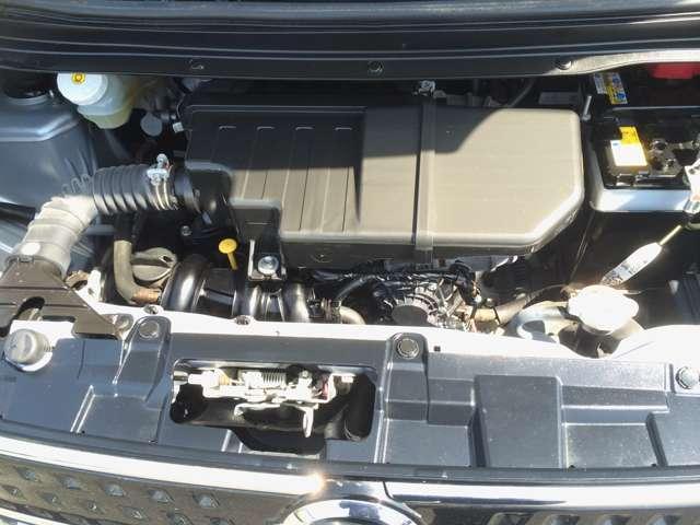 660 ハイウェイスターX Gパッケージ キーレス LED スマートキー 盗難防止システム アイドリングストップ ABS AW レーダーブレーキサポート Bカメ エアコン(19枚目)