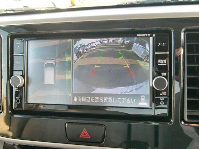 660 X ナビTV キーフリ スマートキー バックカメラ メモリーナビ WエアB ABS オートエアコン 盗難防止システム ワンセグ エアバッグ サイドモニター パワーウインドウ アイドリング パノラマモニター(7枚目)