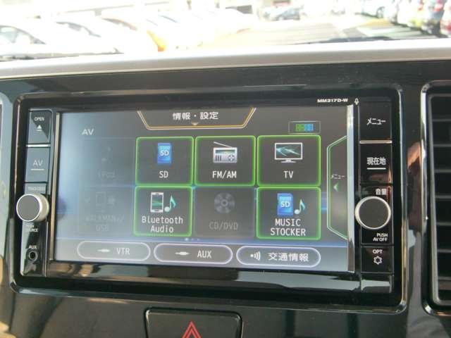660 X ナビTV キーフリ スマートキー バックカメラ メモリーナビ WエアB ABS オートエアコン 盗難防止システム ワンセグ エアバッグ サイドモニター パワーウインドウ アイドリング パノラマモニター(8枚目)