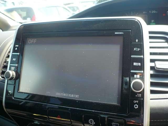 2.0 ハイウェイスター 全周囲 ABS 1オーナー ETC メモリナビ ナビTV アルミ インテリジェントキー キーフリー エアコン ワンセグ 追従クルコン CD(7枚目)