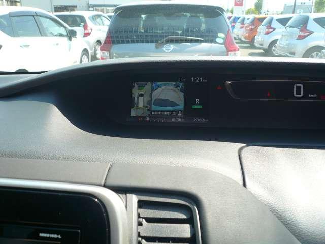 2.0 ハイウェイスター 全周囲 ABS 1オーナー ETC メモリナビ ナビTV アルミ インテリジェントキー キーフリー エアコン ワンセグ 追従クルコン CD(13枚目)