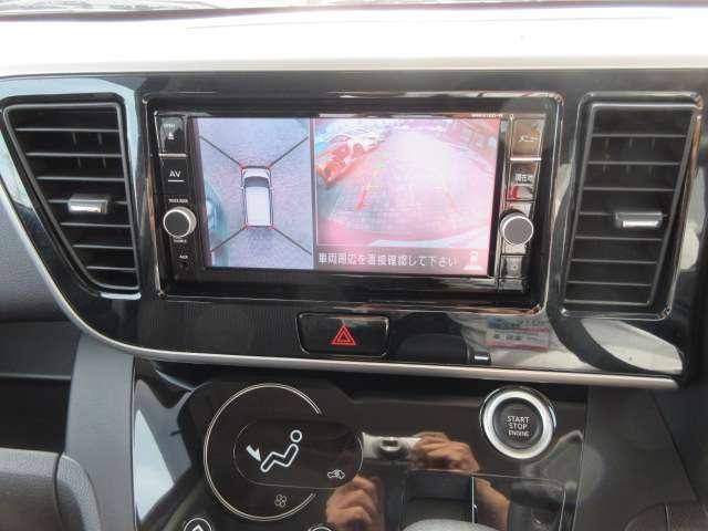 660 ハイウェイスター Xターボ ナビTV アラウンドビュー ETC レーダーブレーキ キーフリー LEDヘッドライト ナビTV ドライブレコーダー ETC ワンオーナー メモリーナビ スマートキー アイドリングストップ ABS CD AAC PS PW アルミ付き(12枚目)