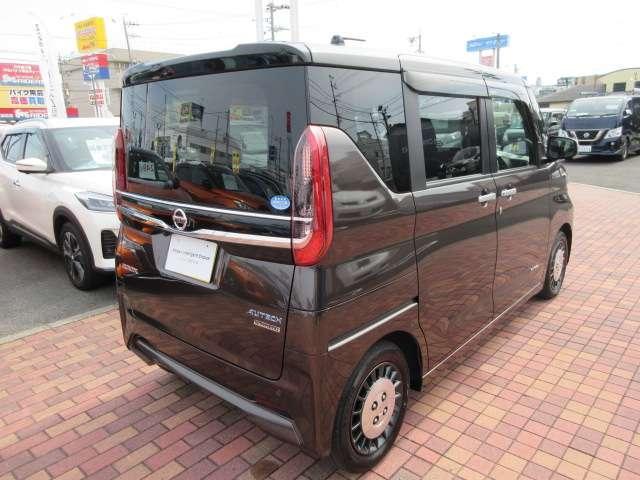 660 AUTECH 残価設定クレジット対象車 ナビTV アラウンドビューモニター(6枚目)