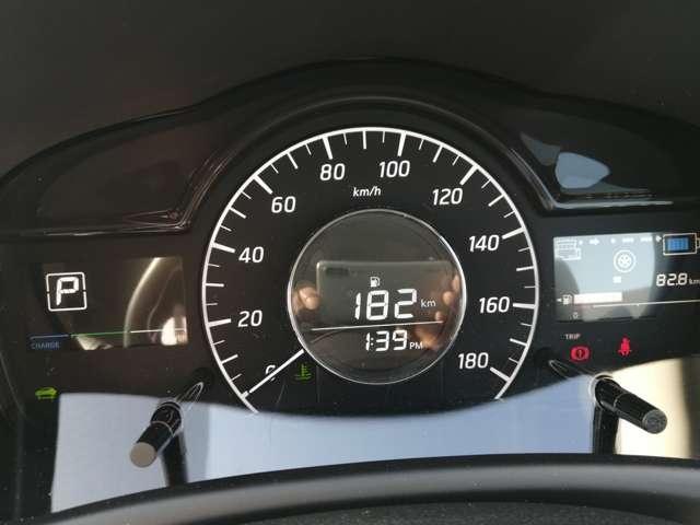 e-パワー X 衝突軽減ブレーキ レーンアシスト プッシュスタート 走行2000Km台 車検令和4年9月 オーディオレス(14枚目)