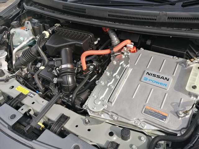 e-パワー X 純正ナビ フルセグ Bluetooth 全周囲カメラ 衝突軽減ブレーキ プッシュスタート 走行9000Km台 車検令和4年6月(20枚目)