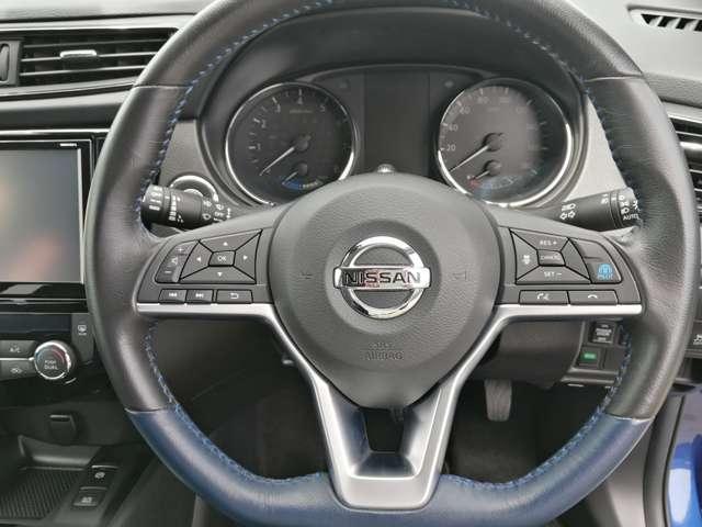 オーテック ハイブリッド 4WD ドラレコ 衝突軽減ブレーキ プロパイロット アランドビューモニター スマートミラー 革シート シートヒーター ワンオーナー(13枚目)