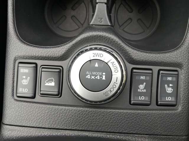オーテック ハイブリッド 4WD ドラレコ 衝突軽減ブレーキ プロパイロット アランドビューモニター スマートミラー 革シート シートヒーター ワンオーナー(17枚目)