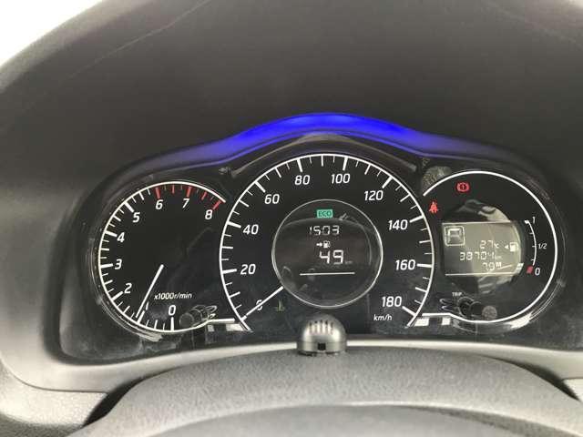 X DIG-S 1.2 アラウンドビューモニター 衝突軽減ブレーキ メモリーナビ フルセグTV ETC車載器 プッシュスタート インテリキー 走行38000Km台(14枚目)