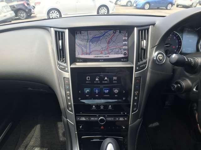 350GT ハイブリッド タイプSP ワンオーナー クルーズコントロール ナビ ワンセグTV アラウンドビューモニター ETC 革シート アルミ HIDライト(16枚目)