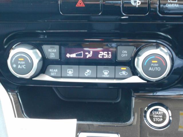 室内を快適温度に保つオートエアコンです。