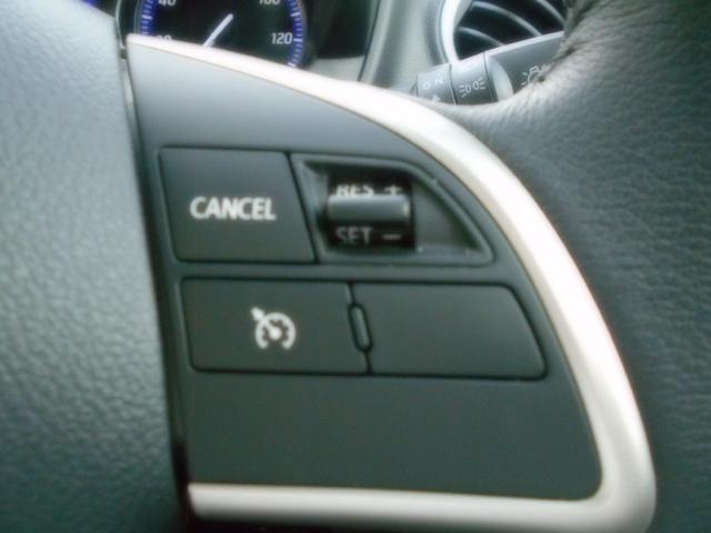 クルーズコントロールは長距離運転の強い味方
