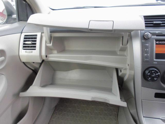 トヨタ カローラアクシオ X ◆ワンオーナー◆ 禁煙車 CDデッキ