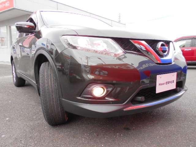 「日産」「エクストレイル」「SUV・クロカン」「滋賀県」の中古車8