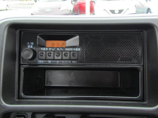 ダイハツ ハイゼットトラック エアコン・パワステ スペシャル 4WD 5MT