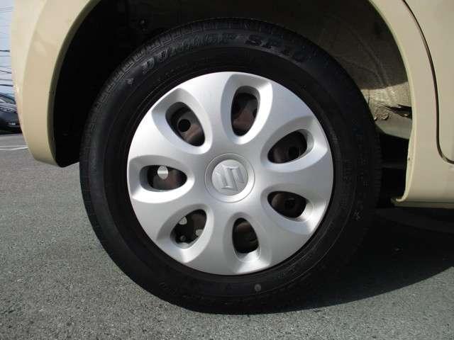 タイヤは新品をお付けしてご納車します♪