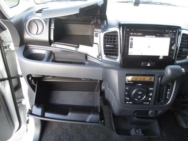 660 カスタム XSターボ デュアルカメラブレーキサポート装着車 アラウンドビューモニター・ETC(13枚目)