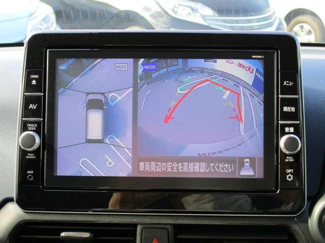 660 ハイウェイスターX プロパイロット ドラレコ LEDヘッドライト ナビTV 試乗車UP 禁煙車 ETC ワンオーナ キーレス インテリキー アルミホイール アラウンドビューモニタ 踏み間違い抑制機能 バックカメラ(4枚目)