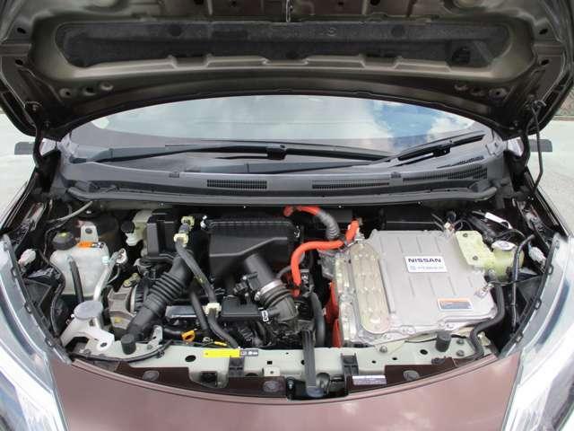 1.2 e-POWER X ドラレコ 全周囲カメラ LEDヘッドライト 1オナ スマキー ドラレコ付 レーンキープアシスト ETC付き LED オートエアコン TV ワンセグ キーフリー 盗難防止 アルミ アイドリングストップ ABS パワーウィンドウ ブレーキサポート(18枚目)