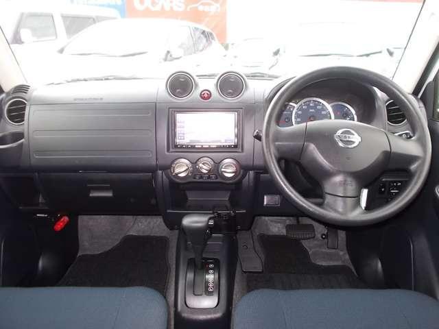 660 RX 4WD メモリーナビ(3枚目)
