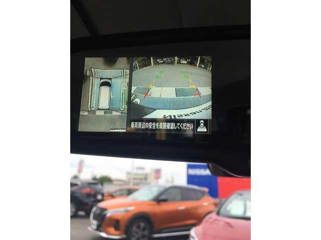660 ハイウェイスターX 衝突被害軽減ブレーキ アラウンドビューモニター 衝突被害軽減システム キーフリー ナビTV 全方位カメラ 両側電動スライドドア(5枚目)