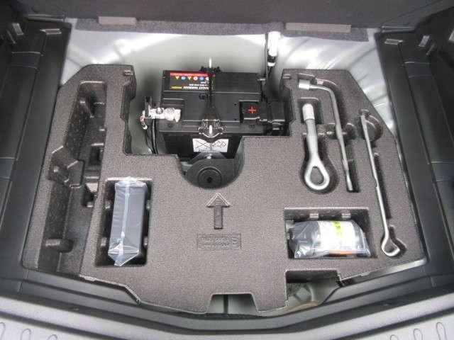 万が一の修理工具も準備していますので安心です。点検やオイル交換がお得にできるパックもございますのでぜひご利用ください。