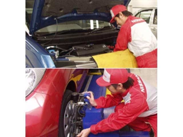 【車検】【整備】【板金】【塗装】【オーディオ関連】【タイヤ&オイル&バッテリー交換】【各種パーツ販売取付】お車に関する事は全て当店にお任せ下さい。お車の販売後もアフターサービスでサポート致します。