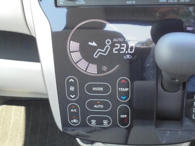 タッチパネル式フルオートエアコン