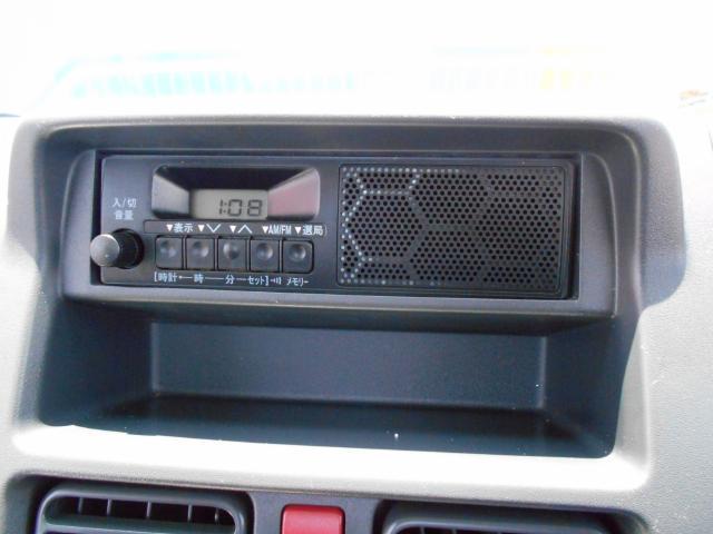 DX 5速マニュアル&AM・FMラジオ&エアコン付き(5枚目)