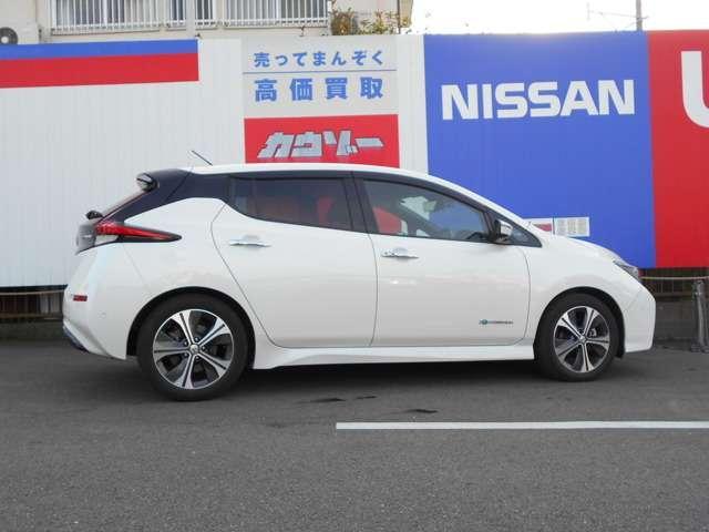 G 電気自動車リーフGグレード・ドラレコ付(20枚目)