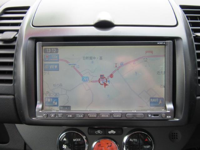 日産 ノート 15RX ワンオーナー HDDナビ ワンセグ