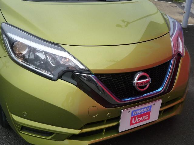 日産 ノート e-POWER X 自動運転/ブレーキ搭載