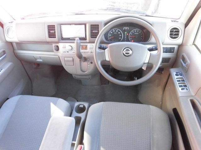 インパネ(画像部分)はかっこいいだけでなく、安心・安全に作られています。まずはお座り下さい。運転している感覚がつかめると思います。