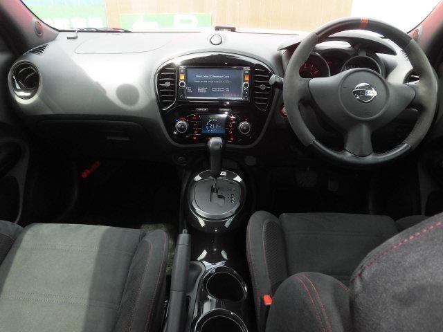 ニスモ 4WD メモリーナビ バックカメラ ETC キセノン(15枚目)