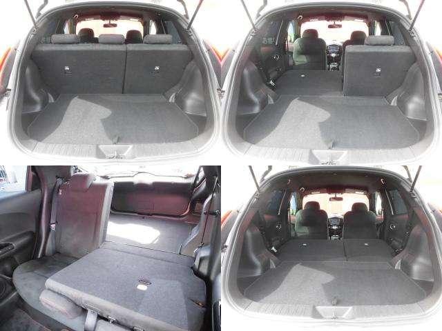 ニスモ 4WD メモリーナビ バックカメラ ETC キセノン(18枚目)