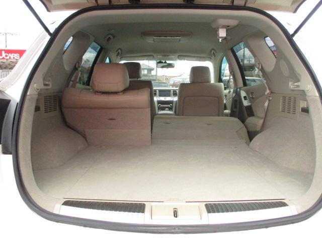 250XV FOUR 4WD 純正HDDナビ バック/サイドモニター ビルトインETC 6エアバック 18アルミホイール BOSEサウンドシステム クルーズコントロール 本革パワーシート 前後クリアランスソナー(34枚目)