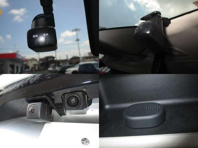 X 純正メモリーナビ アラウンドビューモニター ETC 左側オートスライドドア 横滑り防止装置 ドライブレコーダー アイドリングストップ 6エアバック フルセグTV エマージェンシーブレーキ ソナー(10枚目)