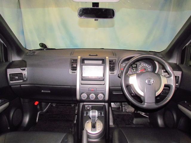 日産 エクストレイル 20Xt 4WD ハイパールーフレール キセノン Bモニター