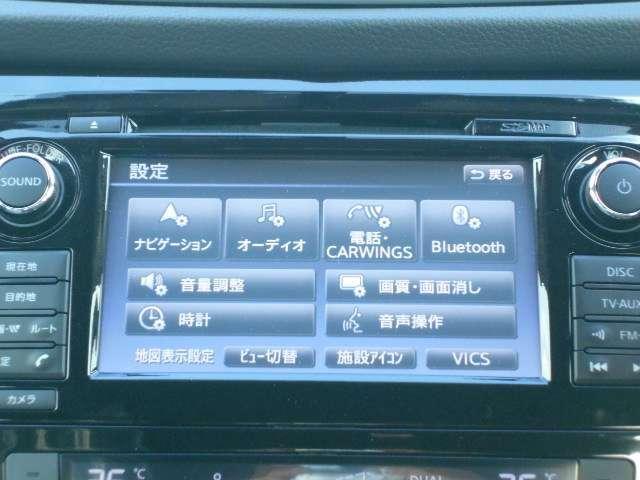 アラウンドビューモニターです*車の周辺の障害物を目で確認でき、切替で左前方の見えにくいところも確認できます。