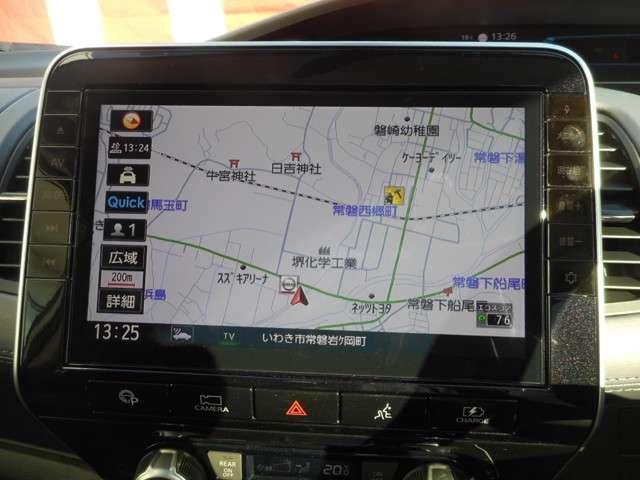 1.2 e-POWER ハイウェイスター V メモリーナビ・フルセグTV・AVM(10枚目)