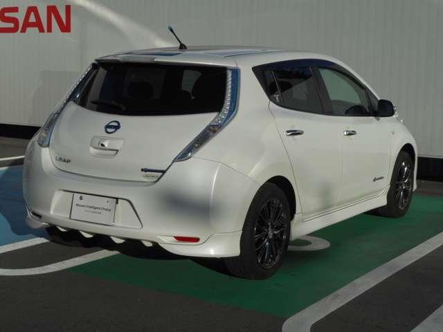「日産」「リーフ」「コンパクトカー」「福島県」の中古車2