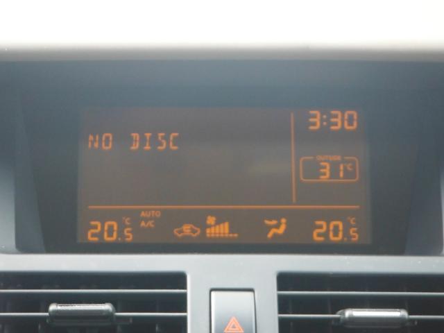 230JM パワーシート 助手席オットマン CD MD(5枚目)