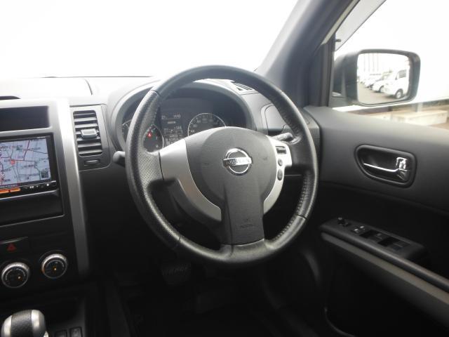 日産 エクストレイル 20Xtt 4WD ワンオーナー ナビTV キーフリー