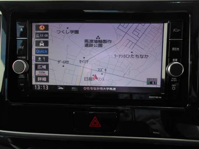 660 ハイウェイスター Gターボ 4WD アラビュー メモリーナビ 純正ドラレコ ETC(3枚目)