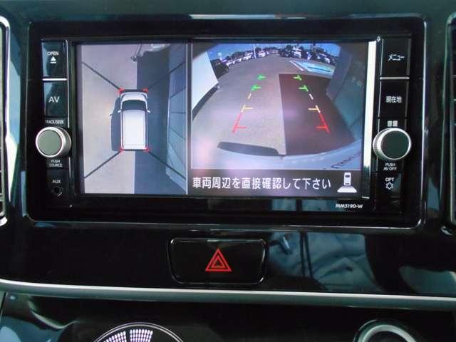 660 ハイウェイスター Gターボ 4WD アラビュー メモリーナビ 純正ドラレコ ETC(5枚目)