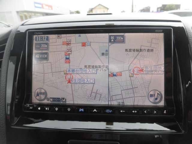 XS HDDナビ フルセグ 左オートスライドドア ディスチャージヘッドライト スマートキー(3枚目)