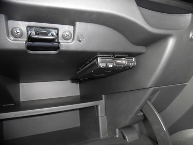 ETC車載器も付いていますので、高速道路の料金所もスイスイです。