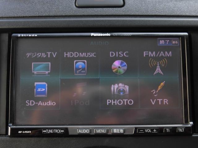 12G HDDナビ オートエアコン ETC インテリキー(5枚目)