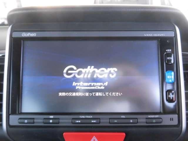 G・Lパッケージ 純正インターナビ フルセグTV バックカメラ パワースライドドア(5枚目)