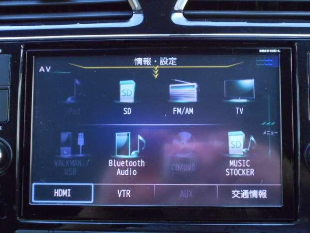 ハイウェイスター Vセレ+セーフティII SHV ワンオーナー/両側オートスライドドア/純正デカナビ/後席モニター/アラウンドビュー/衝突軽減ブレーキ/HIDライト/ダブルエアコン/オートライト/ETC/クルーズコントロール/アイスト(4枚目)
