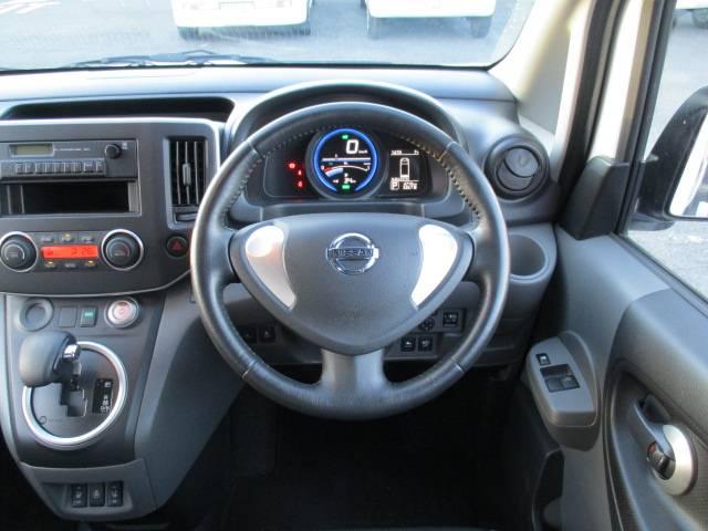 日産 e-NV200バン ルートバンGX ステアリングヒーター シートヒーター